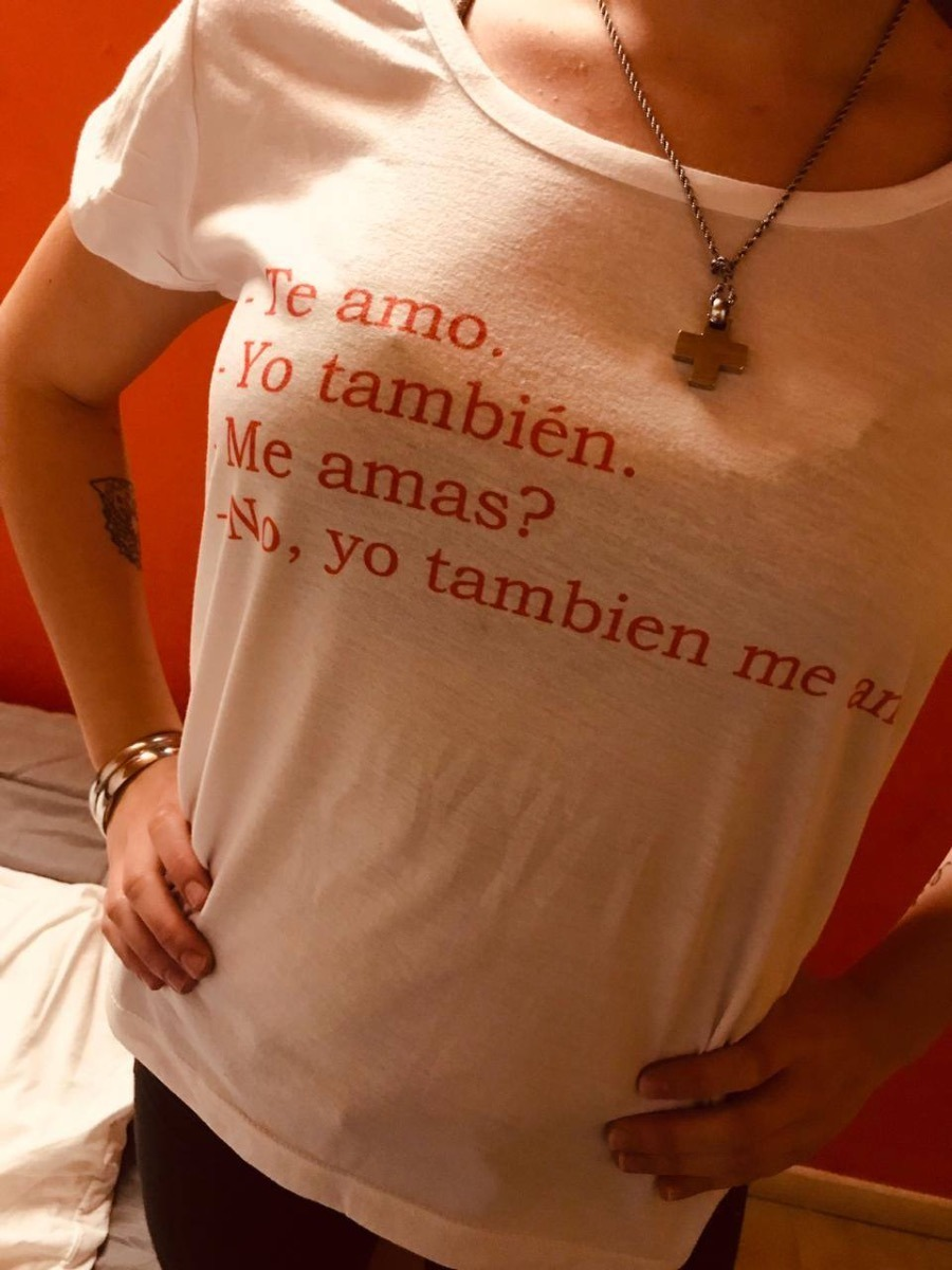 Remeras Frases Ironicas