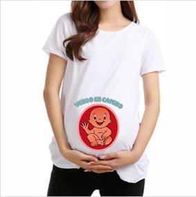 f4bc86373 Remeras Para Embarazadas - Ropa