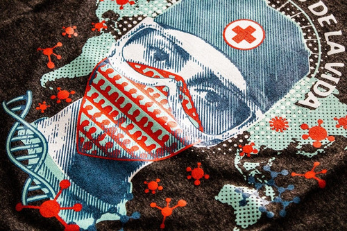 remeras  guardianes de la vida  manos argentinas