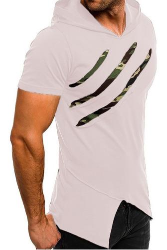 remeras hombre 100% algodón premium moda entallada a24