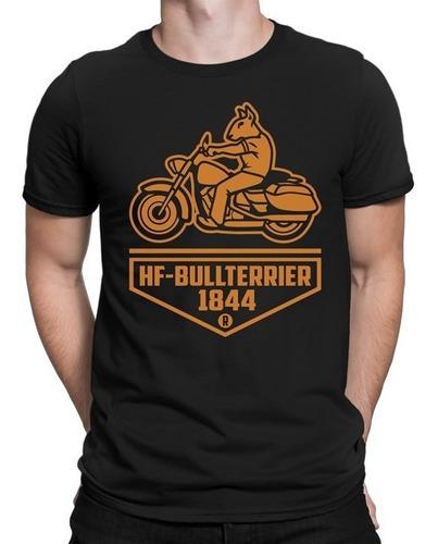 remeras hombre bull terrier hf ® originales 100% serigrafia