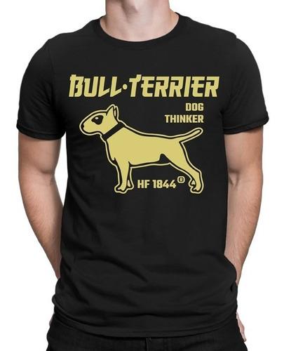 remeras hombre bull terrier hf ® pack x 3 - a elección