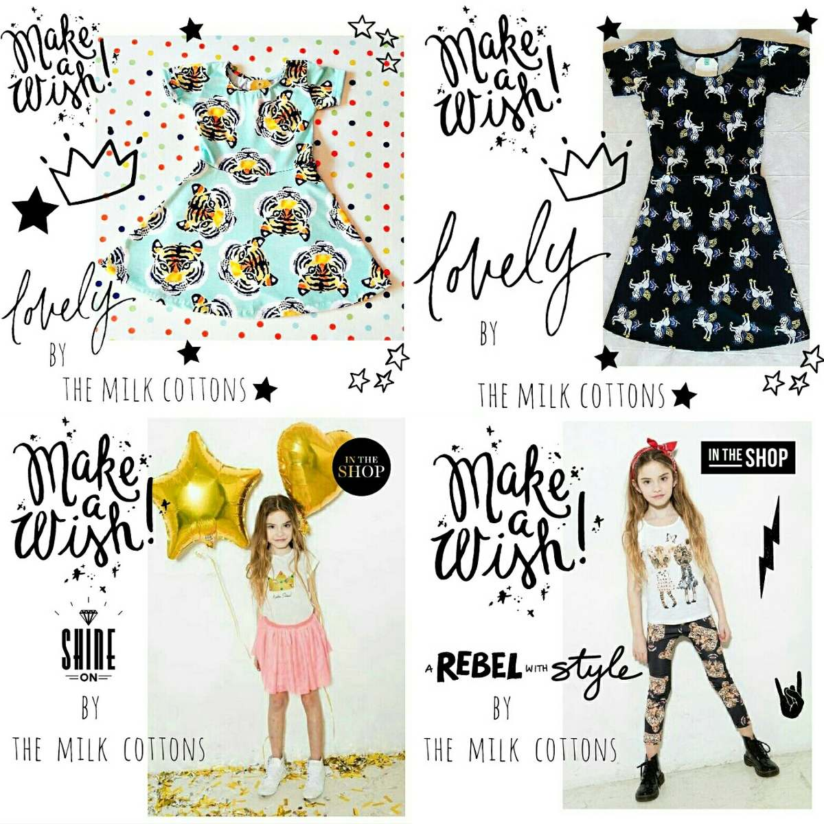 Remeras-jeans-vestidos- Tienda Online Niños-the Milk Cottons -   179 ... 3c0989612024