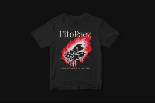 remeras merchandising oficial fito paez