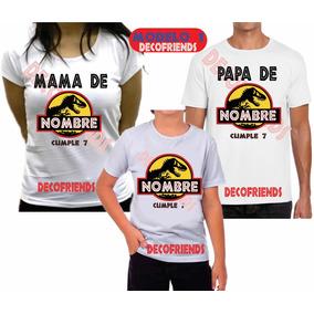 4a403b07a0baa Remeras Personalizadas Familiar en Mercado Libre Argentina