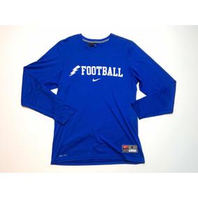 40eff9cbb574b Remera Camiseta Mangas Largas Nike Dri Fit Talle S