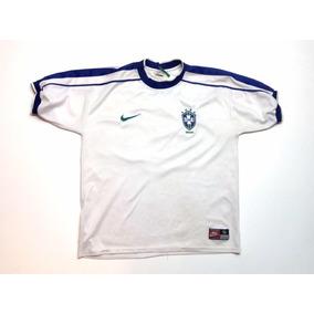 f7fc22e248d06 Camiseta Remera Fútbol Brasil Cbf Nike Talle S