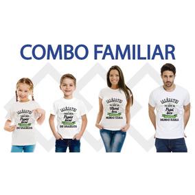 47dade8fb6ebe Remeras Familiares - Remeras Manga Corta en Mercado Libre Argentina