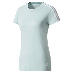 7d97fac85136e Camiseta Remera adidas Essentials Entrenamiento Running Dama