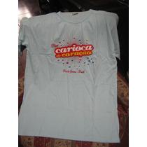 Camiseta De Carnaval De Rio