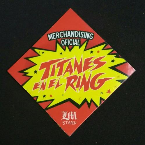 remeras originales yolanka titanes en el ring karadagian