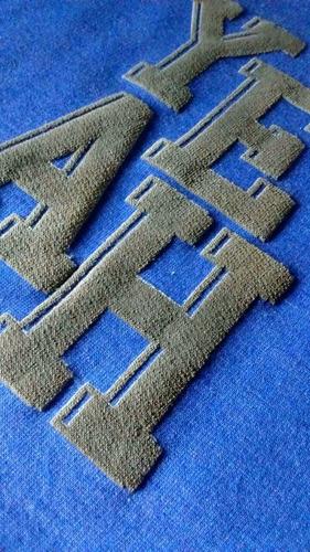 remeras personalizadas estampadas serigrafía tu logo diseño