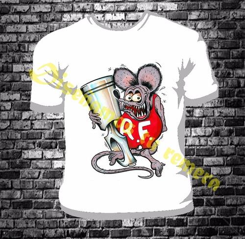 remeras rat fink!!!