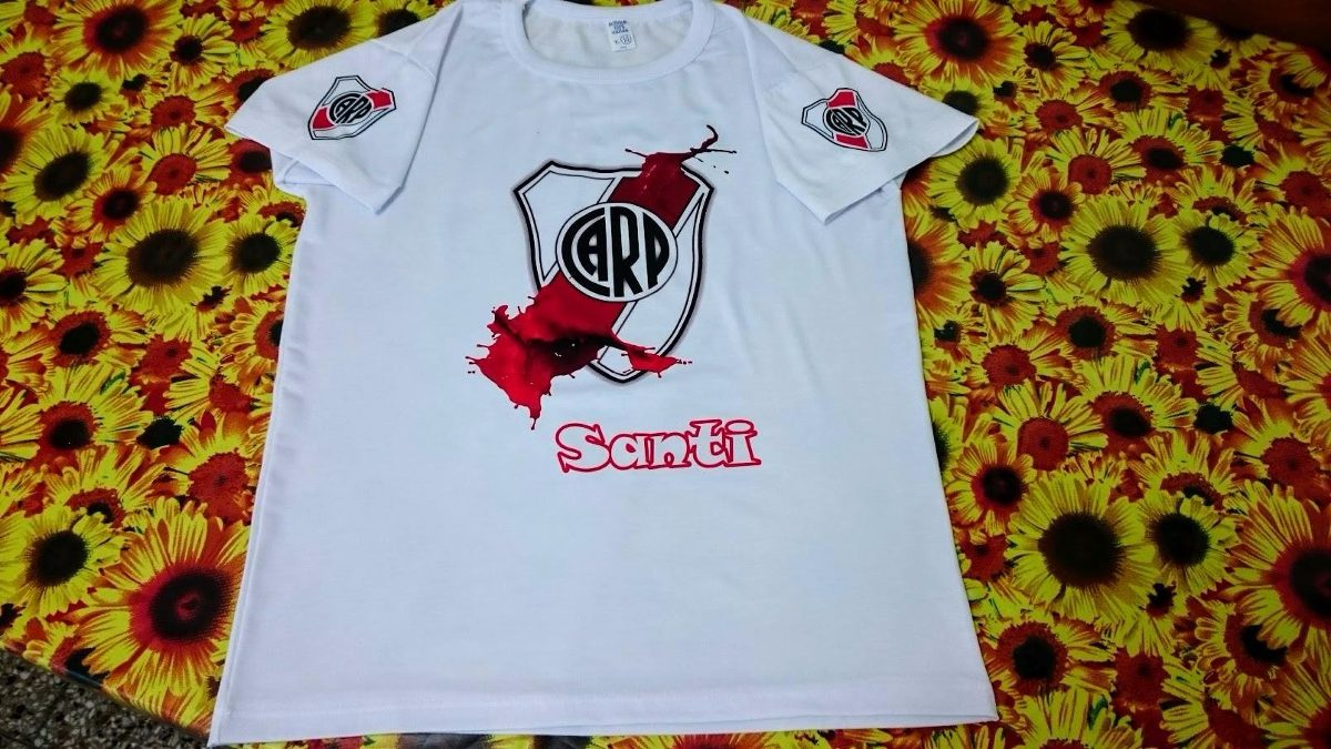 remeras river plate con mangas diseños personalizados frases. Cargando zoom. 5e39d56be4b91