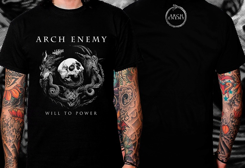remeras rock - arch enemy - unity. Cargando zoom. 94ceb01e1cc89