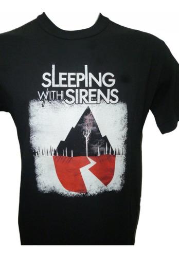 remeras sleeping with sirens rockería que sea rock ballester