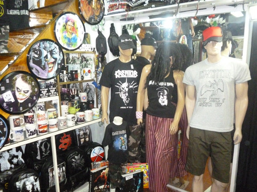 remeras the exploited hardcore punk todas las bandas rock