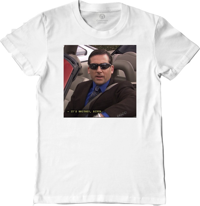 Remeras The Office Michael Scott Frases