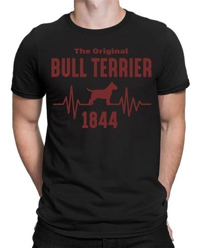 remeras unisex bull terrier hf ® originales 100% serigrafia