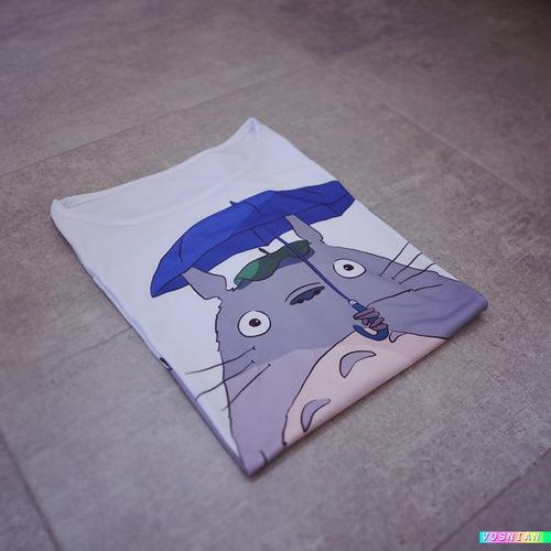 remeron recto totoro umbrella sombrilla miyazaki #vosnian