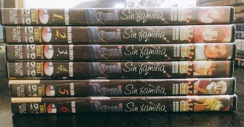 remi colección completa de 51 capítulos