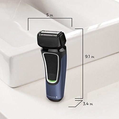 remington pf7500 f5 comfort series lámina de afeitar, maquin