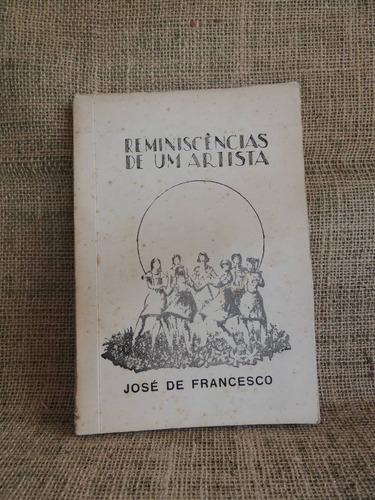 reminiscências de um artista jose de francesco 1961