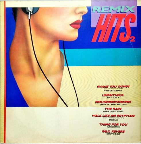 remix hits 2 lp 1986 remix hits 2 15579