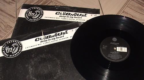 remixes importados disco clubhouse - deep in my heart house