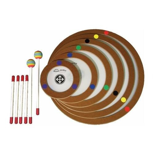 remo encore sound shapes varios kit de percusion ssahfk01.