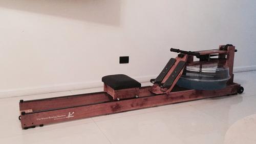 remo maquina simulador