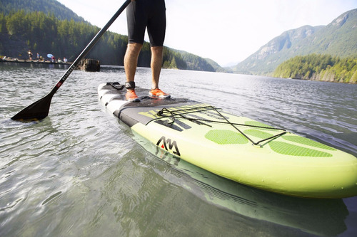 remo sup stand up paddle aluminio / aquamarina