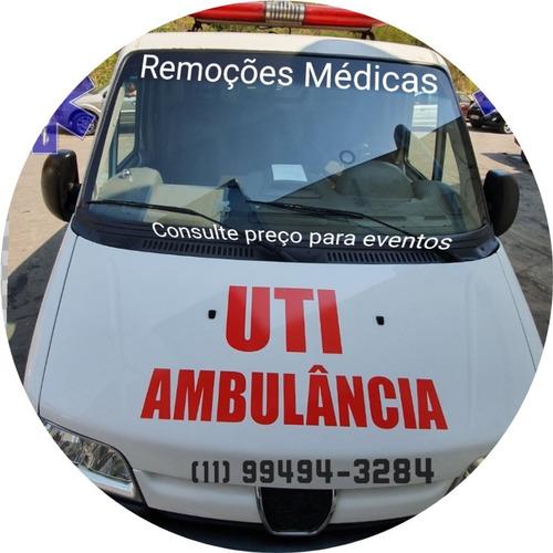 remoções médicas particulares, altas hospitalares e transfer