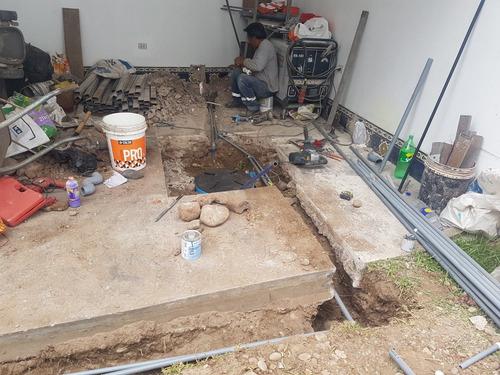 remodelación de casas, cocinas, baño, ampliación, demolición