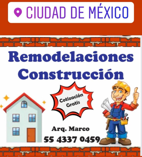 remodelaciones-construcción  marval