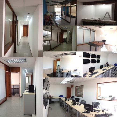 remodelaciones de oficinas y tiendas