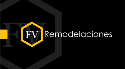 remodelaciones fv