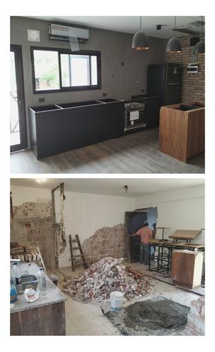 remodelaciones locales comerciales y vivienda.