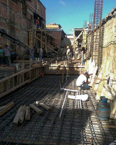 remodelaciones y construcción.