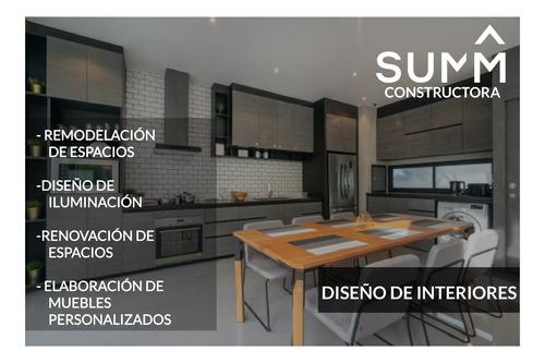 remodelaciones y diseño interiores