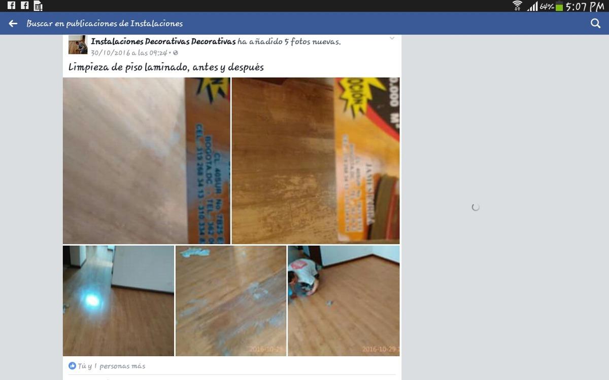 Remodelaciones instalaci n piso madera - Instalacion piso madera ...