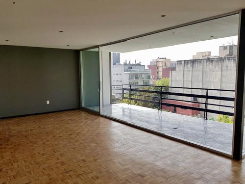 remodelado en super ubicación (con terraza)rentado en usd