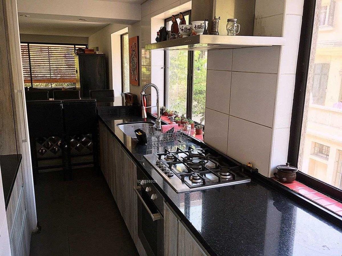 remodelado - exquisita terraza / suecia - pocuro