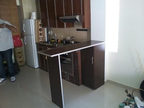 remodelamos tu cocina ® desayunador barra cantos de aluminio