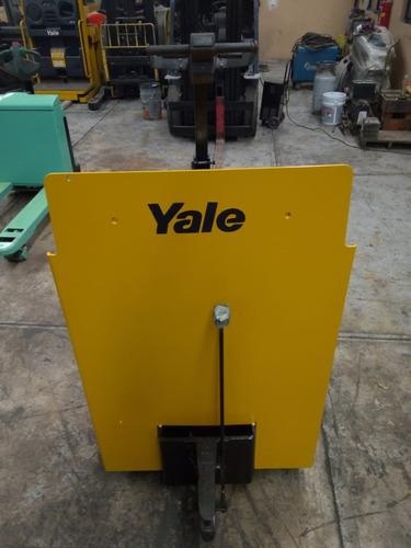 remolcador yale 2800 libras de empuje eléctrico 24 volts#28