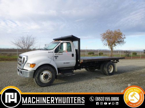 remolque 2005 ford f650 xl, maquinaria, camabaja, ford