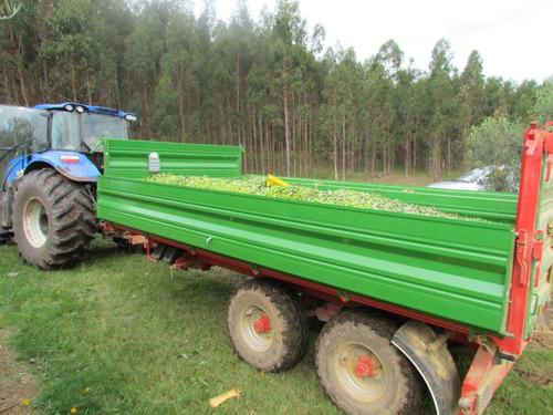 remolque agricola, zorra pronar t663/2