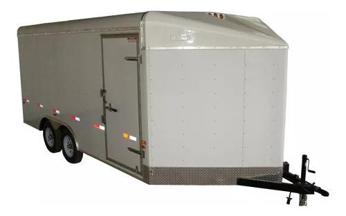 remolque aluminio con rampa, motos rzrs. maverick x 3,can am