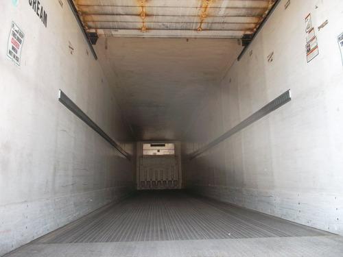 remolque caja refrigerada 48´gran danes 2010 con thermo king