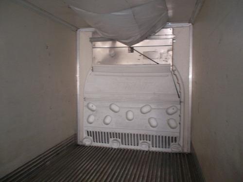 remolque caja refrigerada 53